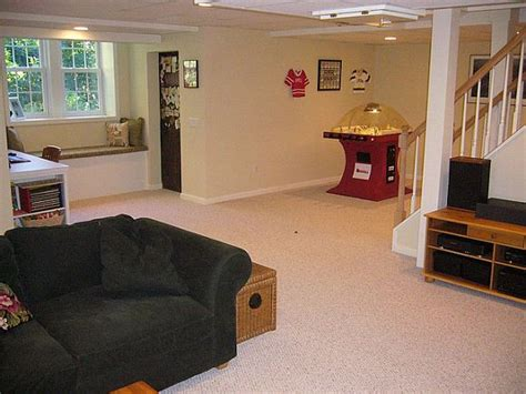 Low Ceiling Finished Basement by Help Your Low Basement Ceilings See The Light