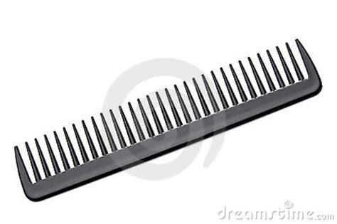 black hairstyle comb black hair comb stock photos image 21032793