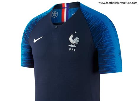 T Shirt Prancis 2018 world cup nike home kit 17 18 kits