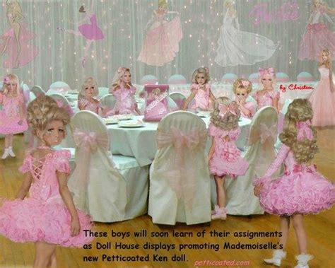 baby petticoat punishment christeen foto 80 bobby pinterest sissy boys