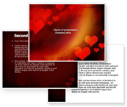 microsoft powerpoint love themes powerpoint templates love theme images