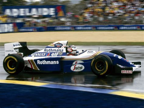 1994 rothmans williams renault f1 colours