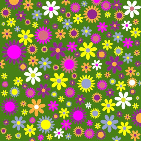 pattern design background png clipart retro floral background pattern