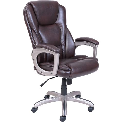 big  tall commercial office chair  memory foam brown   lbs ebay