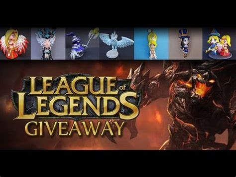 League Of Legends Account Giveaway 2015 - league of legends gold v account giveaway youtube