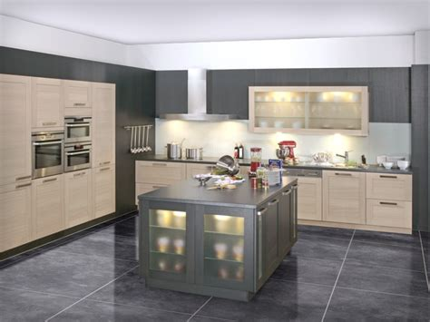 grey modern kitchen design black and modern kitchen designs decobizz