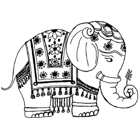 hard coloring pages of elephants get this difficult elephant coloring pages for grown ups