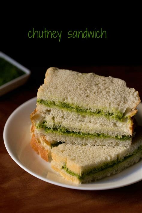 printable sandwich recipes chutney sandwich recipe how to make chutney sandwich recipe