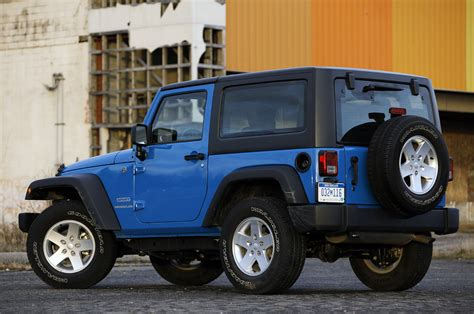 2012 Jeep Wrangler Review 02 2012 Jeep Wrangler Sport Review Jpg