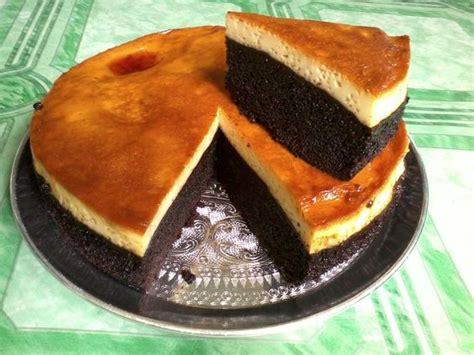 resepi dessert mudah kek coklat karamel resepi mudah dan ringkas recipes to
