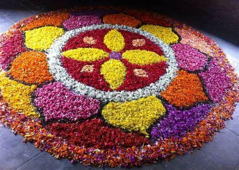 design flower rangoli diwali flower rangoli designs onam rangoli designs with flowers