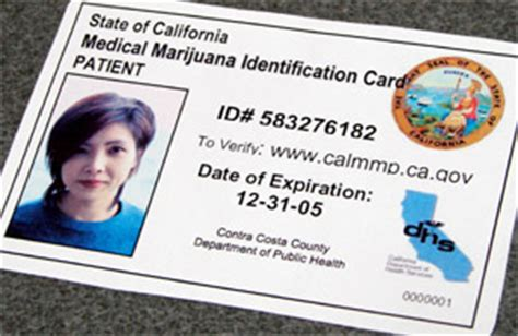 marinuana card template how to get a marijuana card california