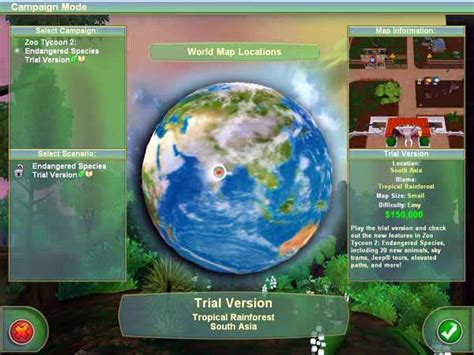 download full version zoo tycoon 2 endangered species downlodable freeware zoo tycoon 2 mac download full version