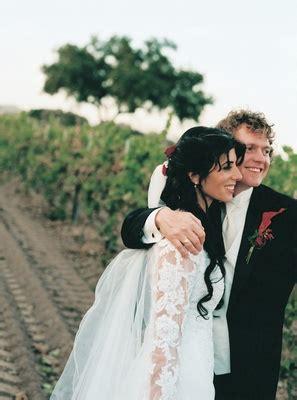 drummer rick allen's vineyard wedding in los olivos