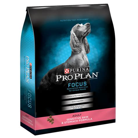 purina pro plan puppy food purina 174 pro plan 174 focus 174 sensitive skin stomach food 33 lb