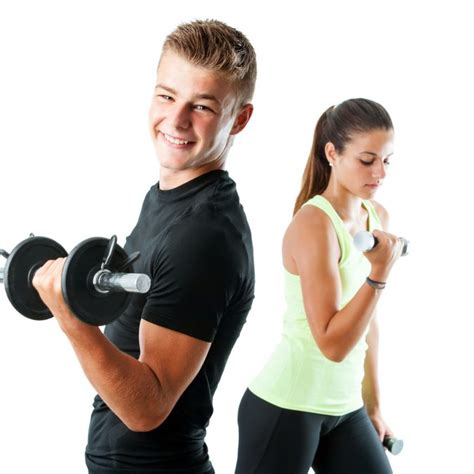 what is a healthy percentage for teenagers livestrong