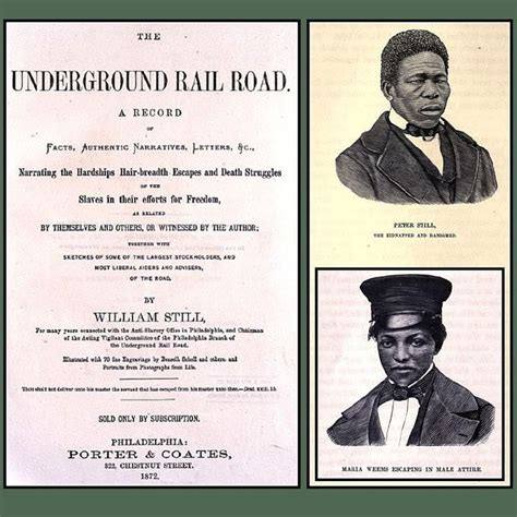 biography with facts william still quot the father of the underground railroad