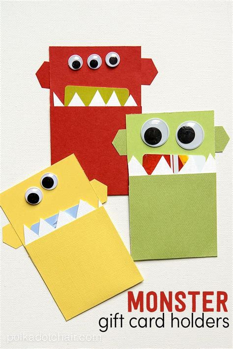 Gift Cards For Kids - best 25 gift card holders ideas on pinterest gift card envelopes gift card