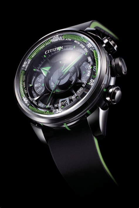 time capsules product citizen brings cool watches