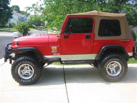 1994 Jeep Wrangler Weight Tippett107 1994 Jeep Wrangler Specs Photos Modification