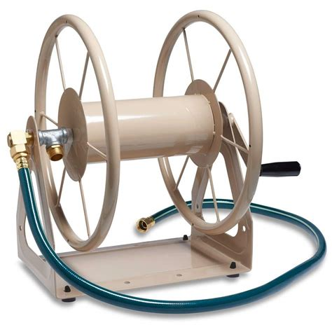 best water hose best garden hose reel reviews of 2018 buyer s guide