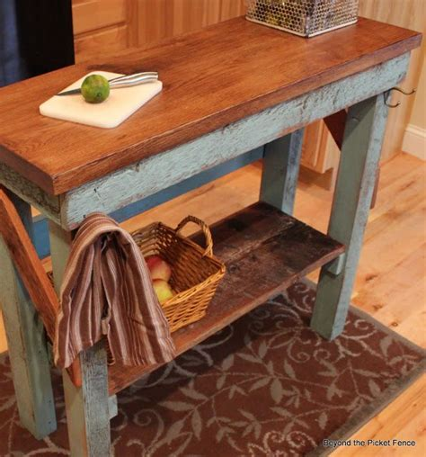 how to use reclaimed wood in your home euro style home amazing rustic kitchen island diy ideas 6 diy home