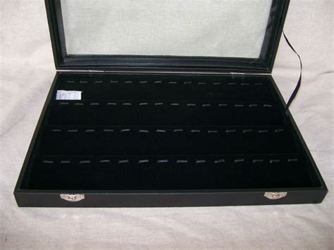 Counter Top Showcase Tc 90 Starfood Popular Portable Jewelry Display Cases Buy Cheap Portable