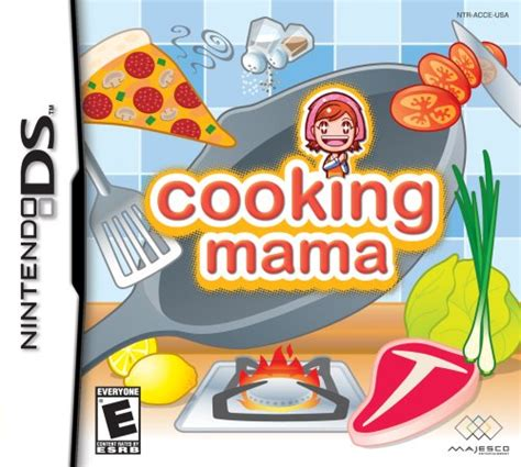 Would You Let Your Learn From A Nintendo Ds let s get cookin now you can learn how to cook on