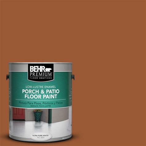 behr premium 1 gal 240d 7 chestnut stallion low lustre