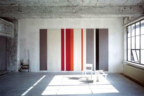 Wand Streichen Streifen Senkrecht by W 228 Nde Streichen Wohnideen F 252 R Erstaunliche Wanddekoration