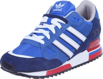 adidas zx 750 shoes blue white