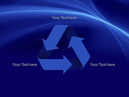 Blaue Powerpoint Vorlage blaue wellen powerpoint vorlage hintergr 252 nde 10147