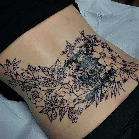 lower back coverup tattoos best 25 lower back tattoos ideas on tr