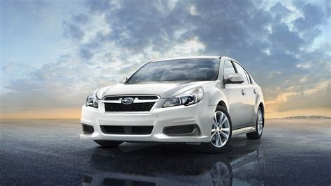 subaru legacy white 2013 2013 subaru legacy more powerful smoother ride