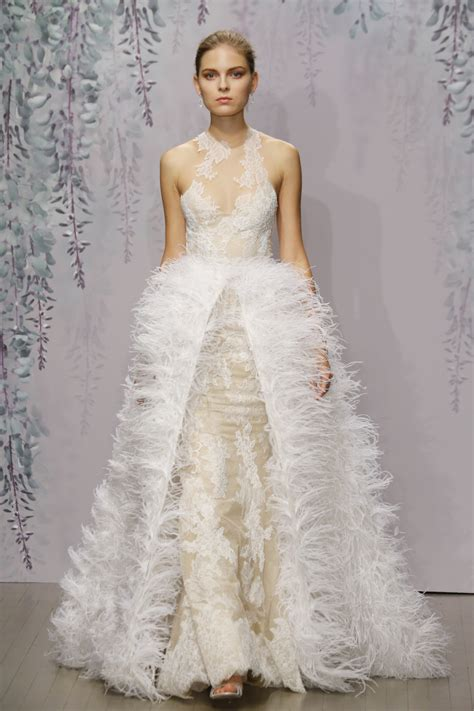 lhuillier fall 2016 wedding dress collection