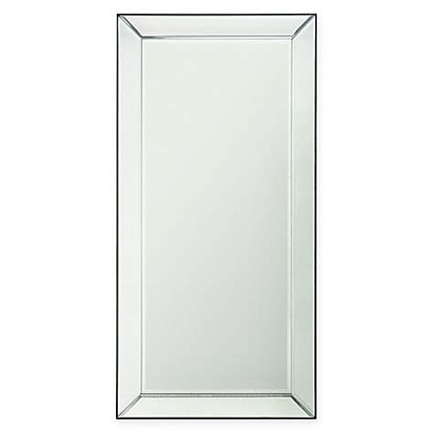 24 inch mirror buy verona home 24 inch x 48 inch diana mirror from bed