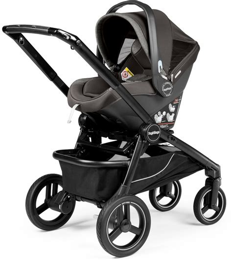 Peg Perego by Peg Perego Primo Viaggio 4 35 Nido Infant Car Seat Licorice