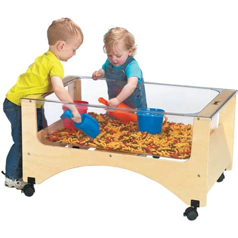 jonti craft see thru sensory table 2872jc jonti craft
