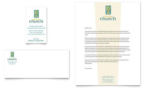Church Letterhead Templates Word Publisher Church Stationery Templates