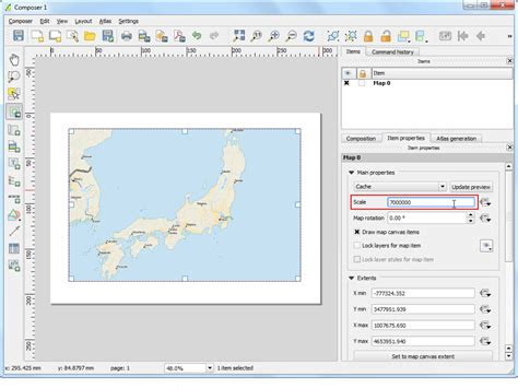 qgis tutorial scale 지도만들기 qgis tutorials and tips