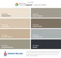 i found these colors with colorsnap 174 visualizer for iphone by sherwin williams steamed milk sw