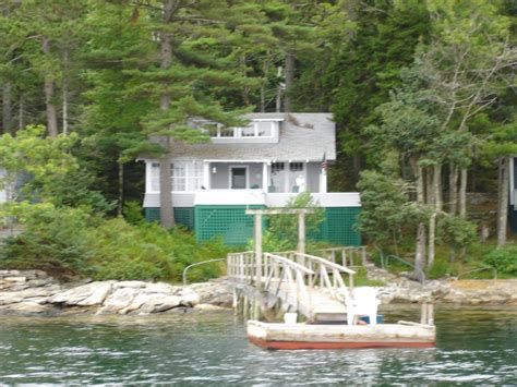Boothbay Cottage Rentals by Fairytale Oceanfront Cottage Homeaway Boothbay