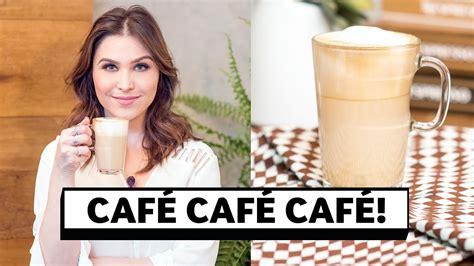 Lu Cafe 6 receitas pra variar o seu caf 233 lu ferreira