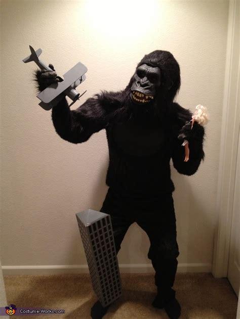 diy king kong costume