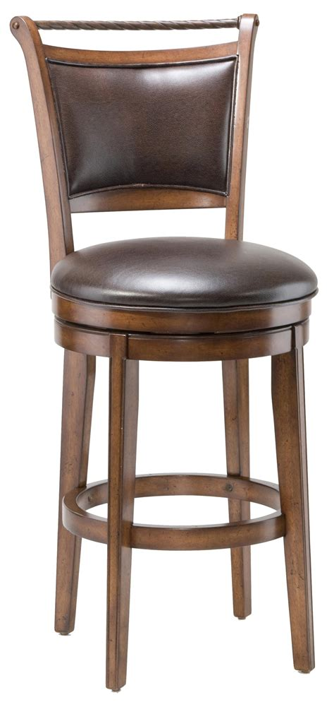 26 Bar Stool Counter Height by 26 Quot Counter Height Calais Swivel Stool By Hillsdale Wolf