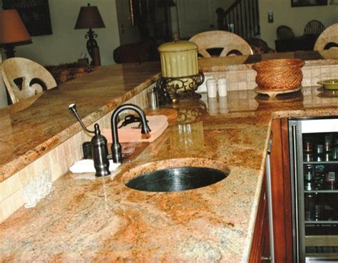 granite tile bar top bars and wet bars precision stoneworks