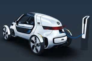 Vw Electric Cars Future Frankfurt Show Preview Vw Nils Is A Single Seater