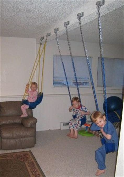 indoor adult swing diy sensory boards for babies and toddlers indoor swing