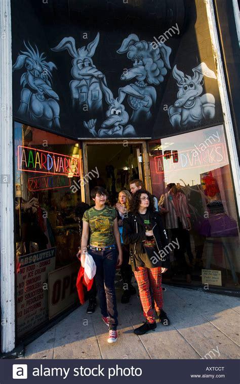 aardvark s vintage clothing ave los angeles
