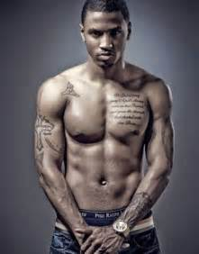 chris brown hand tattoo 25 stupendous trey songz tattoo designs creativefan